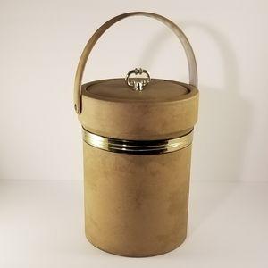Beautiful Vintage Tall Ice Bucket